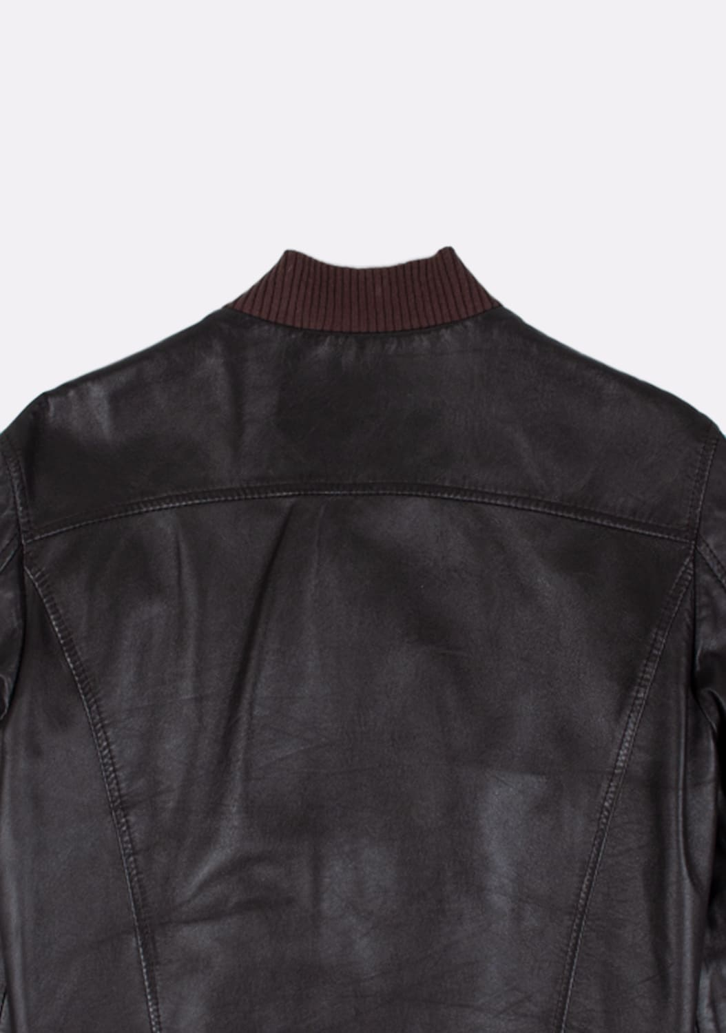 Dolce&Gabbana-Leather-Bomber-Men-Jacket-Size 46-ITA-urocklt (4)