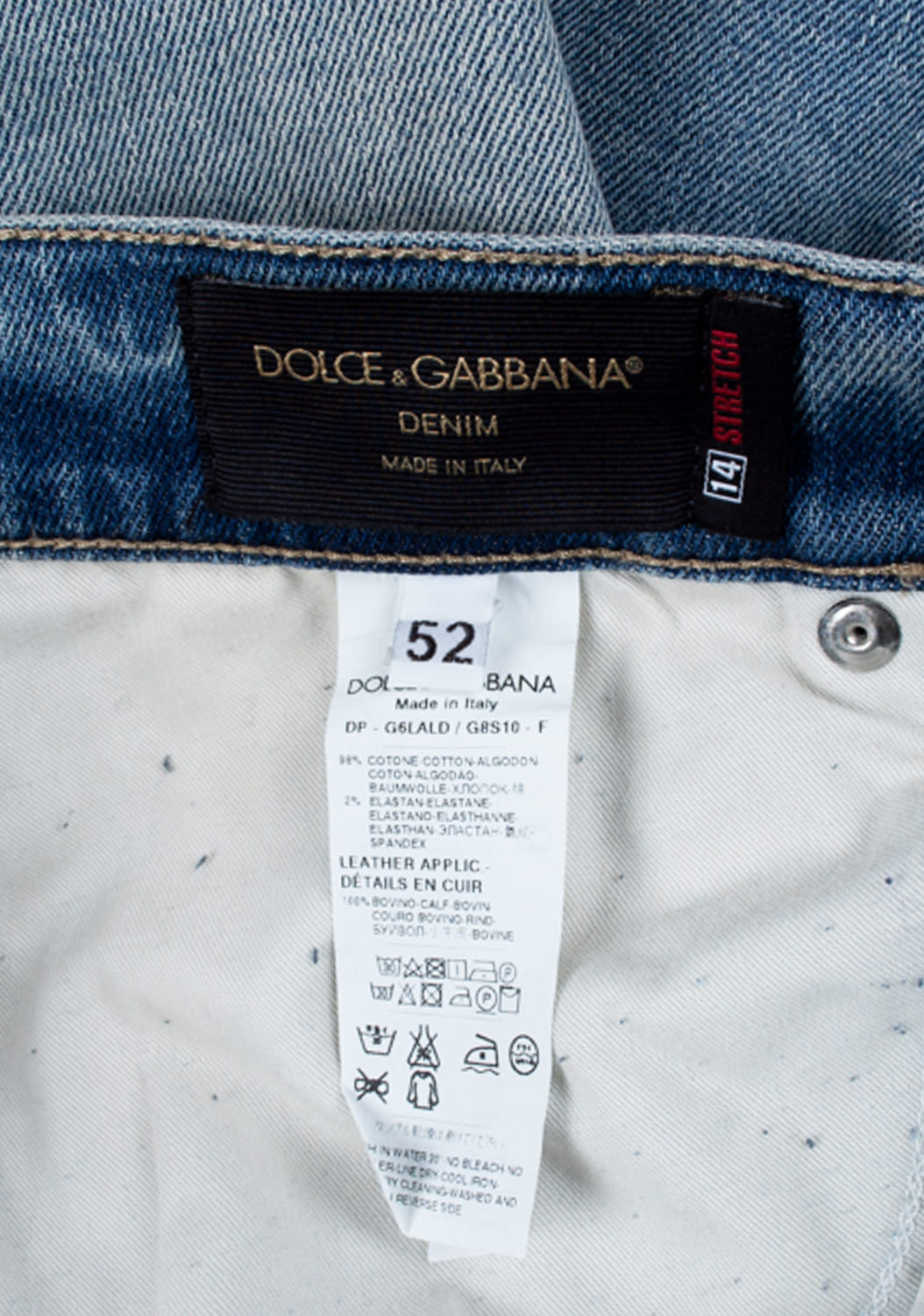 Dolce&Gabbana-Main-Line-14-Stretch-Distressed-Men-Jeans-Size-52-ITA (8)