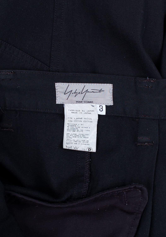 Yohji-Yamamoto-Wool-Blend-Loose-Men-Pants-Size-3-urocklt (6)