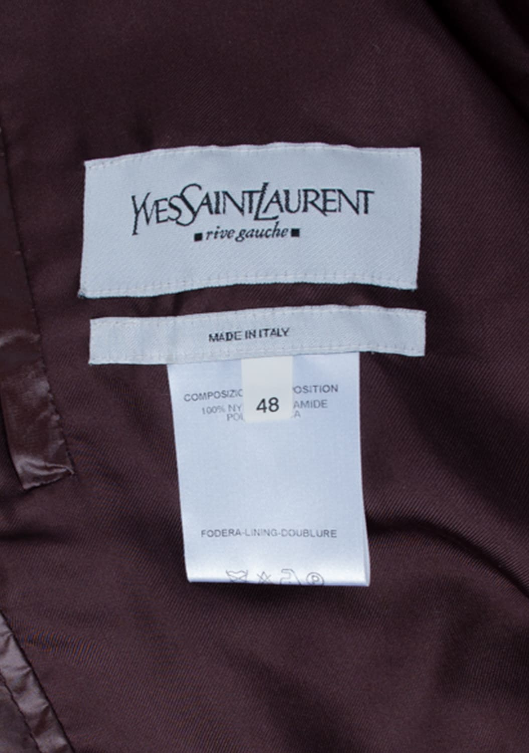 Yves-Saint-Laurent-Rive-Gauche-Thin-Windcheater-Men-Jacket-Size-48-ITA-urocklt (6)
