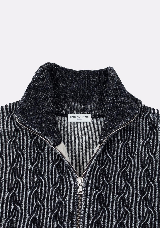 Dries-Van-Noten-margas-megztinis-dydis-L (3)
