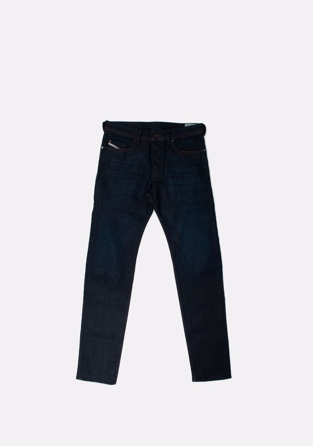 Diesel-Buster-0845G-Stretch-Regular-Slim-Tapered-melyni-dzinsai-dydis-33-34 (2)