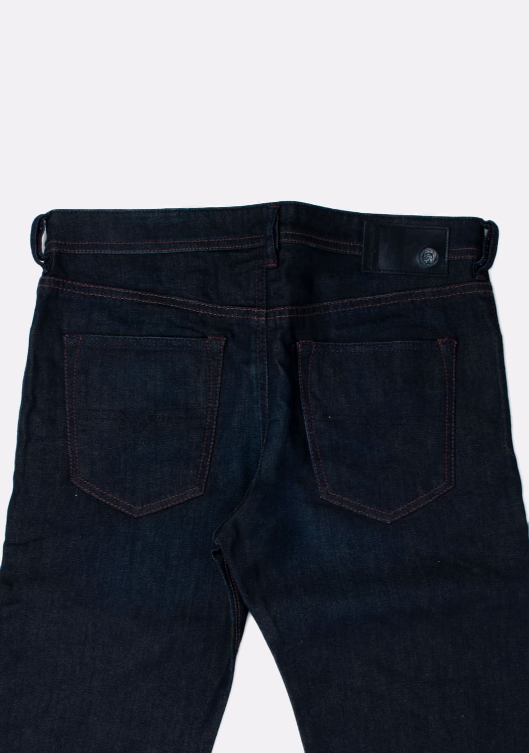 Diesel-Buster-0845G-Stretch-Regular-Slim-Tapered-melyni-dzinsai-dydis-33-34 (5)
