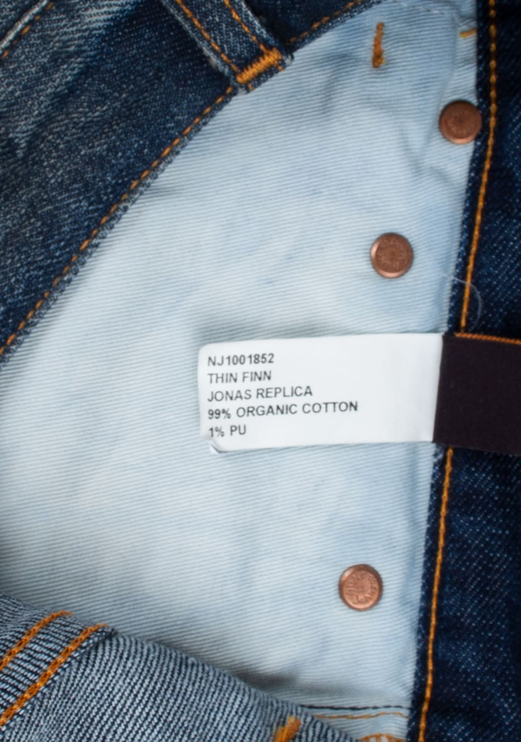 Nudie-Thin-Finn-Jonas-Replica-Selvage-Selvedge-melyni-dzinsai-dydis-31-32 (8)