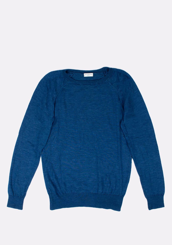 dries-van-noten-melynas-megztinis-dydis-M (1)