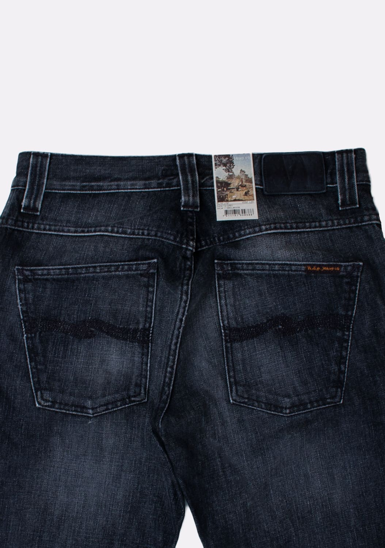 Nudie-Jeans-Slim-Jim-Org -melyni-dzinsai-dydis-32-34 (5)