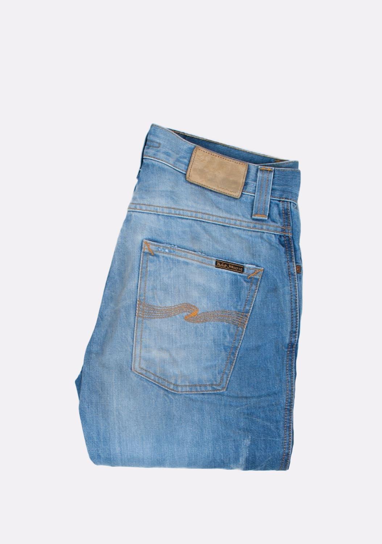 Nudie-Jeans-Slim-Jim-Org.-Crispy-Worn-melyni-dydis-31-32 (1)