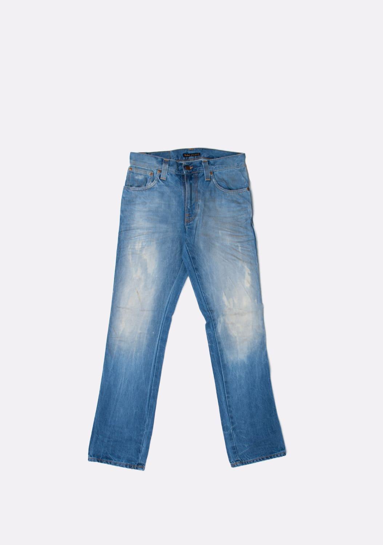 Nudie-Jeans-Slim-Jim-Org.-Crispy-Worn-melyni-dydis-31-32 (2)