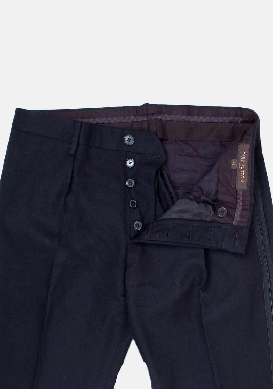 louis-vuitton-juodos-vilnos-kelnės-dydis-31-32 (4)