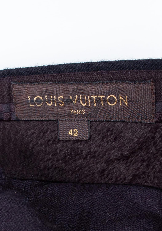 louis-vuitton-juodos-vilnos-kelnės-dydis-31-32 (7)