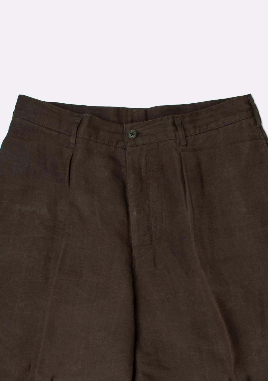 yohji-yamamoto-khaki-kelnes-dydis-31-32 (2)